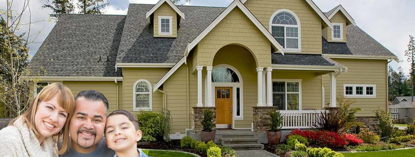 Family Buying a home that qualifies for Jumbo Loan in California