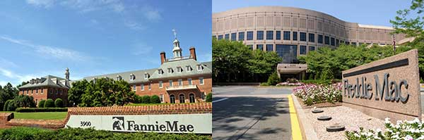 Freddie Mac and Fannie Mae are more strict on self-employed mortgages